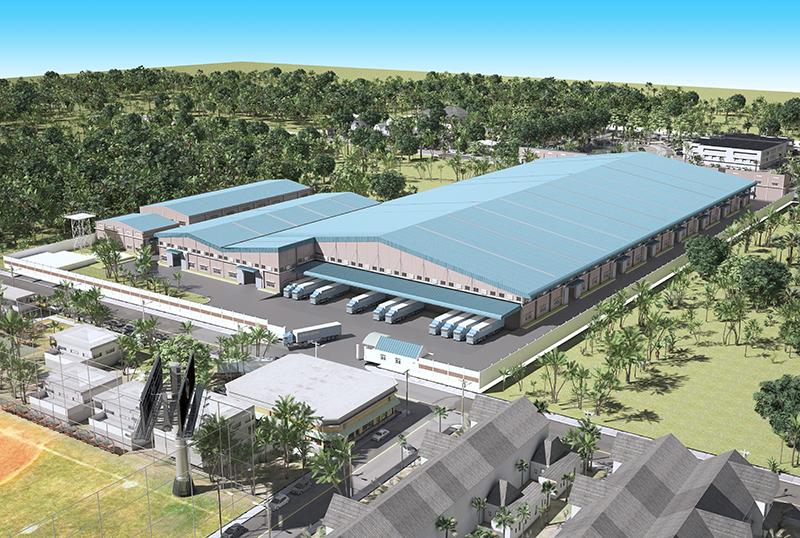 Dự án Đầu tư mới Hệ thống Nhà máy sản xuất Công ty TNHH Bắc Hoằng