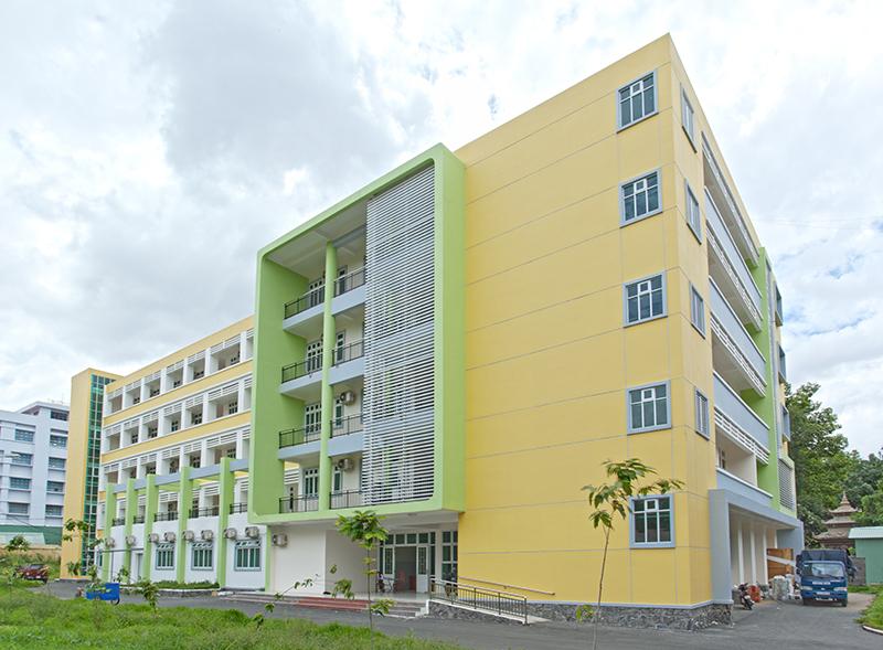 Khoa Nhiễm Bệnh viện Nhi Đồng - Đồng Nai