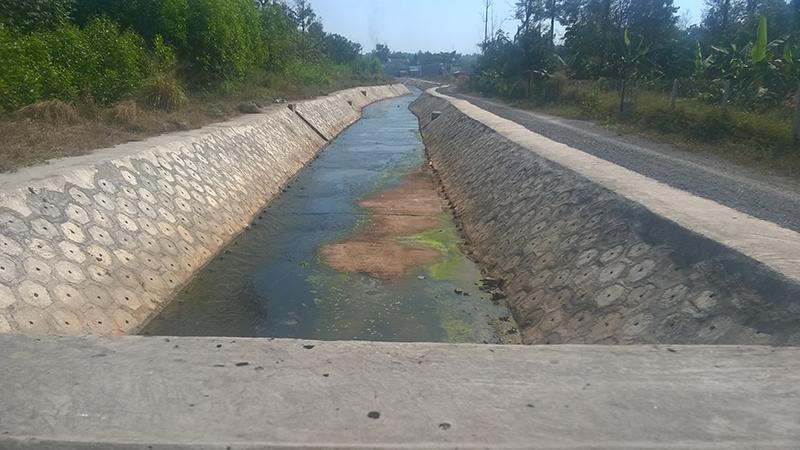 Cải tạo mương thoát nước thuộc tuyến thoát nước Từ Ranh Khu Công nghiệp Long Đức ra Suối nước trong huyện Long Thành – Giai đoạn II